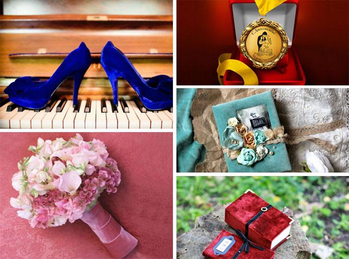 Бархатная годовщина свадьбы