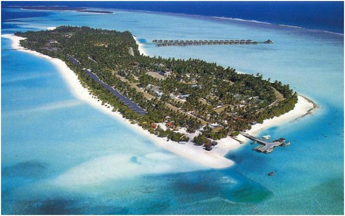Мальдивский атолл Ари для свадебной поездки