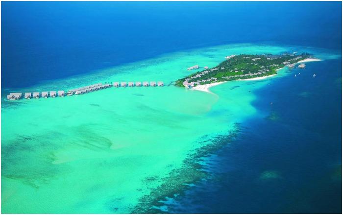 Мальдивские атоллы Баа и Раа
