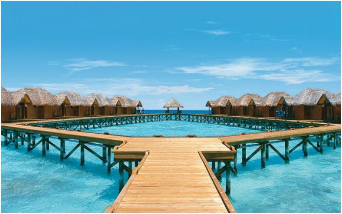 Мальдивский остров Фихалхохи для свадебного путешествия