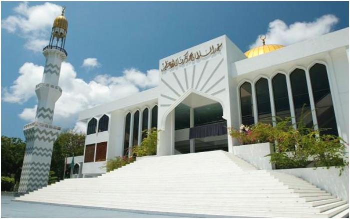 Мальдивская мечеть Великой Пятницы