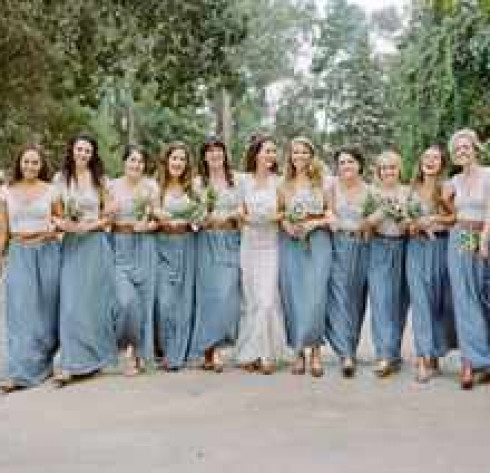наряд на винтажную свадьбу