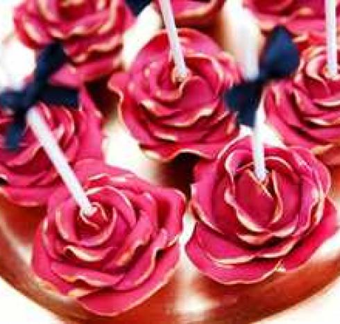 десерты на красную свадьбу