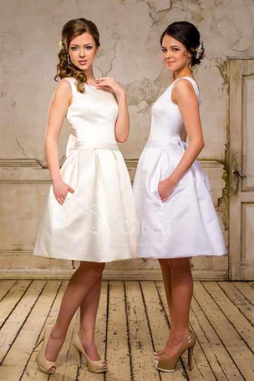 Фасон платья в стиле Тиффани