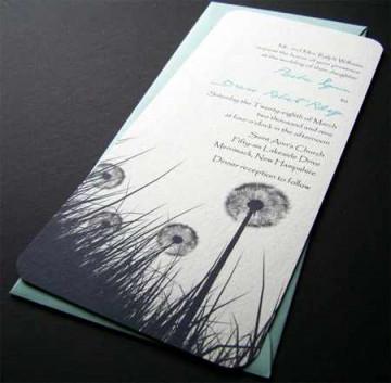 карточка для гостей на свадьбу